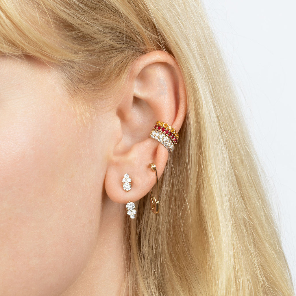 CITRINE PERFECT EAR CUFF