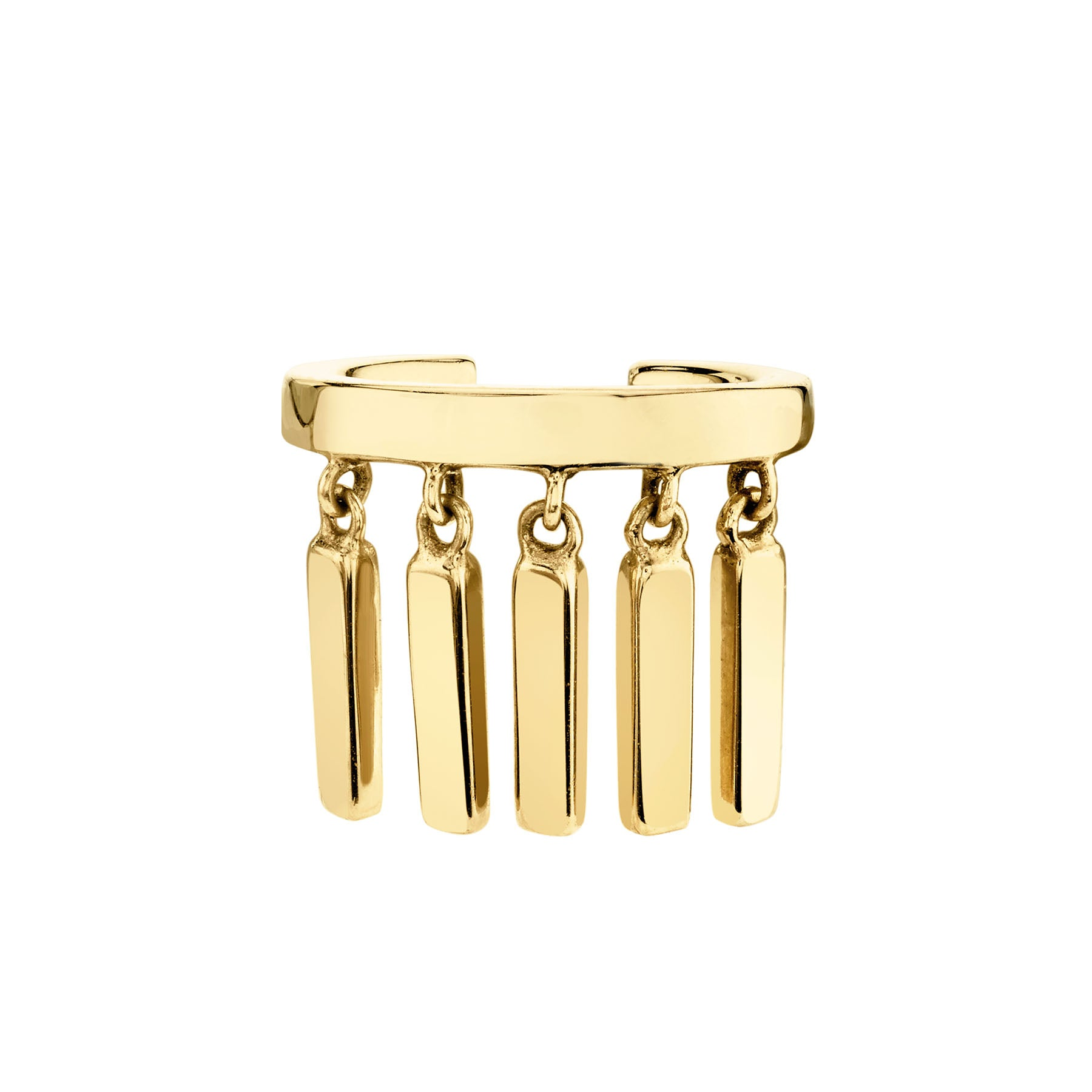 GOLD BAR SLIM CUFF