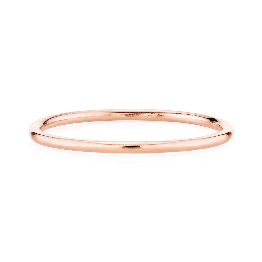 ROSE GOLD TRIPLE BAND SET