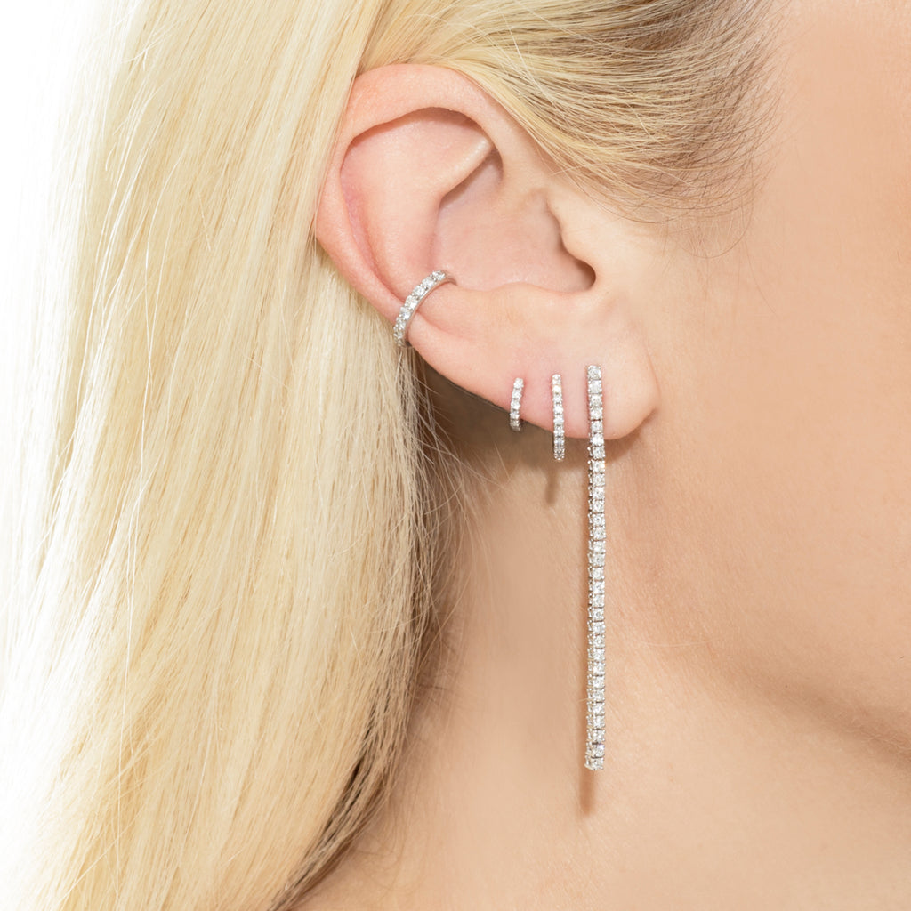 DIAMOND PERFECT EAR CUFF