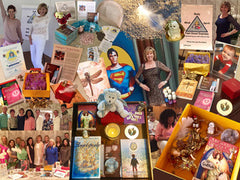 Feel Good Express empowerment collage