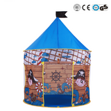 Kanstar Kids Play Tent - Play Tent, convinientlly Folds in to a Carrying Bag, Foldable Pop Up Pink Play Tent/House Toy for Indoor & Outdoor Use