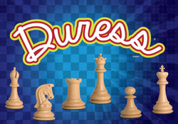 Duress The Game, Independent Board Game, great for both Kids and Adults