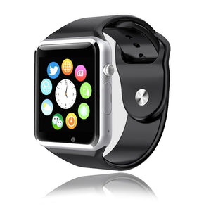 A1 Smart Watch Bluetooth Waterproof GSM SIM Cam For Android iOS Phone