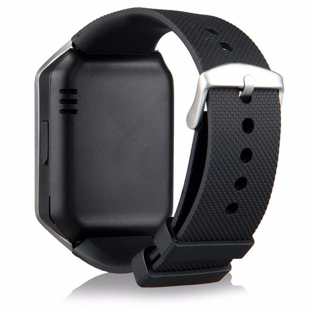 f85a95ab31 ... Bluetooth Smart Watch DZ09 Smartwatch GSM SIM Card With Camera For Android  IOS Black ...