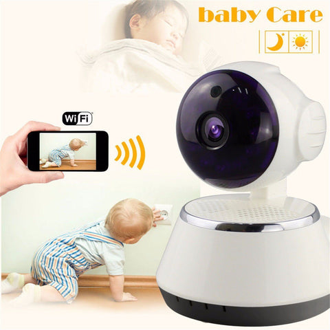 Wireless Baby Monitor Video Baby Wifi HD 720P Remote Home Security Network Camera Night Vision