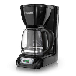BLACK & DECKER DLX1050B 12-Cup Programmable Coffeemaker