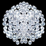 100 LED 39FT White Outdoor Solar String lights for Garden Wedding Party Lamps