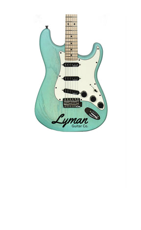 Lyman Guitars & Amps