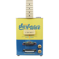 Bohemian Surf Wax Electric Guitar 1 P90
