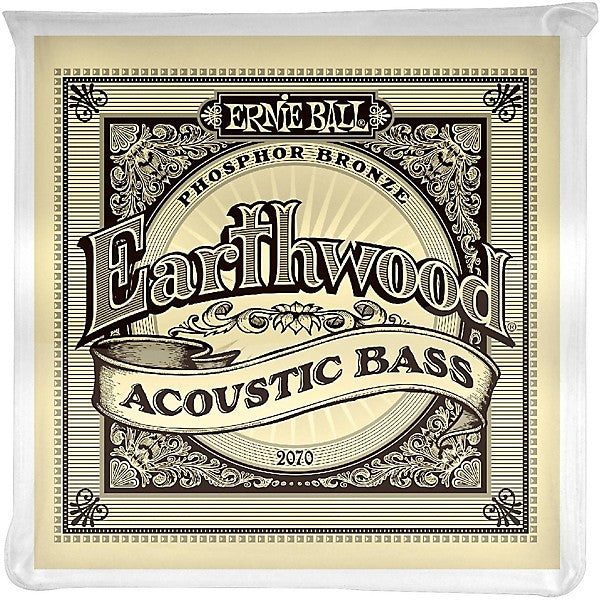 Ernie Ball EARTHWOOD Bass Strings
