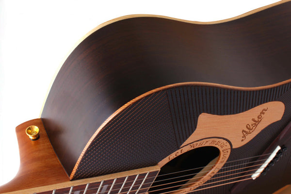 Alston Acoustic Guitar D-139C