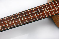 Alston UF-480 Tenor Ukulele with Hardshell Case