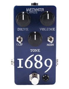 Westminster Effects 1689 Overdrive