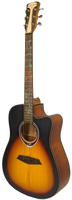 Kazuki Journey 2 Dreadnought Acoustic Guitar