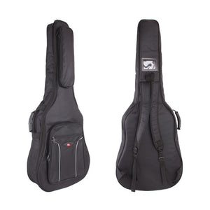 BAS Acoustic Guitar Nylon Gig Bag Padded  with 18mm B-513
