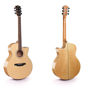 Alston Acoustic Guitar D-150C