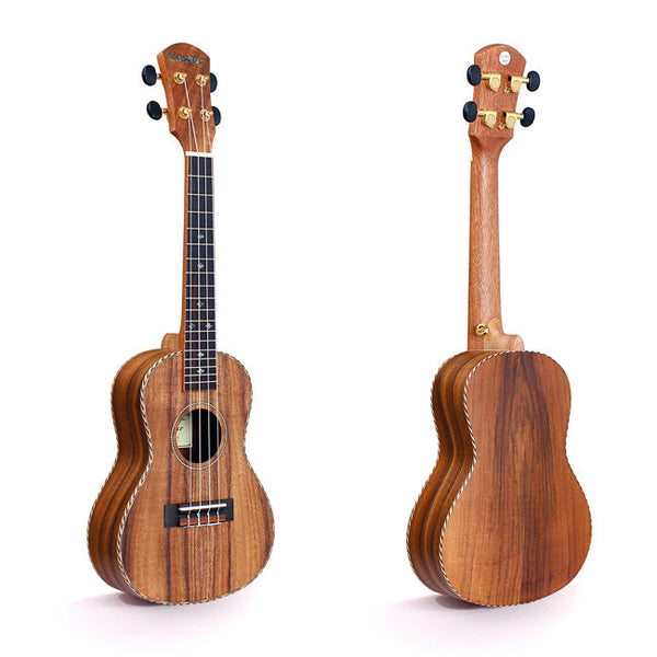 Caesar US-A18 All Solid Acacia Concert Ukulele 24""