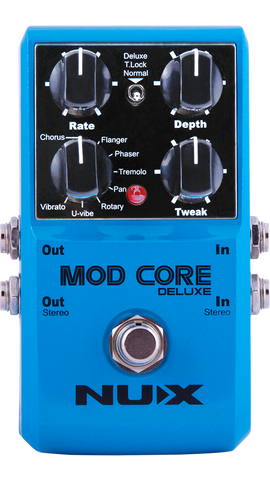 NUX Mod Core Deluxe Modulation Pedal