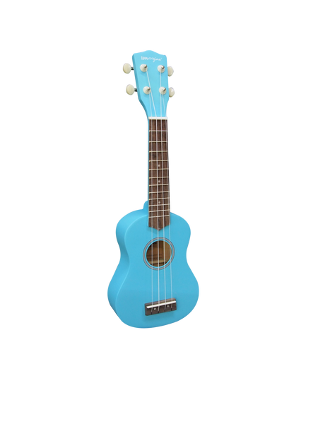 Imagine Soprano Color Ukulele 21""