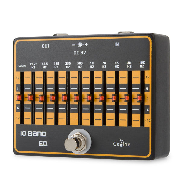Caline CP-24 10 Band EQ