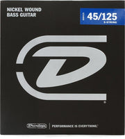 Dunlop DBN45125 5-String Bass Strings