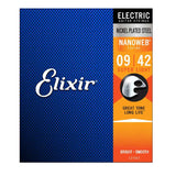 Elixir Nickel Plated Steel Electric Guitar Strings