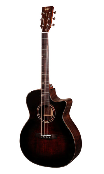 Tyma TA-20 Auditorium Acoustic Guitar
