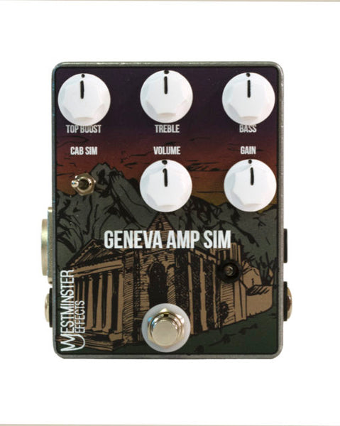 Westminster Effects Geneva Amp Simulator