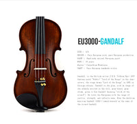 Violin EU-series EU3000B