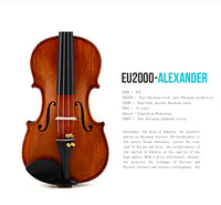 Violin EU series -EU2000D