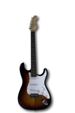 Passion Beginner Full Size Electric Guitar  ST-01