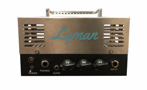 Lyman M1 Micro Tube Amp Head