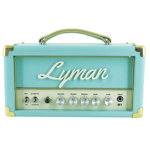 Lyman M1 Tube Amp Head