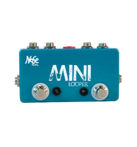 Nose Mini True Bypass Loop Switcher