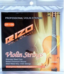 Rizo Violin Strings 4/4