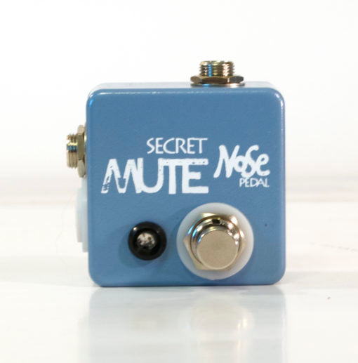 Nose Secret Mute Switch