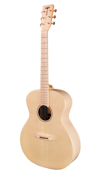 Tyma TA-2FM Auditorium Acoustic Guitar