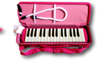 Danchoo 32 Key Melodica + Pink Leather Case
