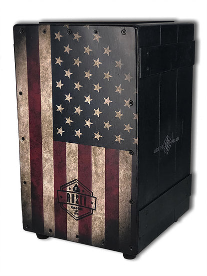 Rusty Cajon RST-US Flag Design