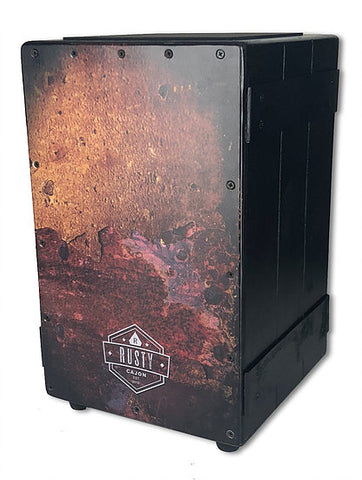 Rusty Cajon RST-RS Rust Design