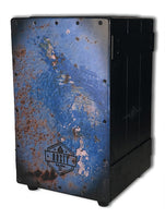 Rusty Cajon RST-BL Rusted Blues