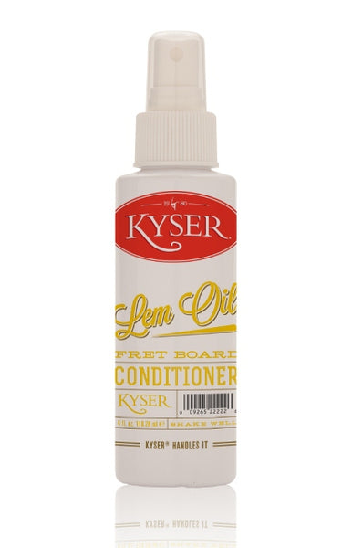 Kyser Guitar Cleaner & Polish