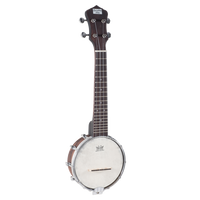 Recording King Madison Series Banjo Ukulele