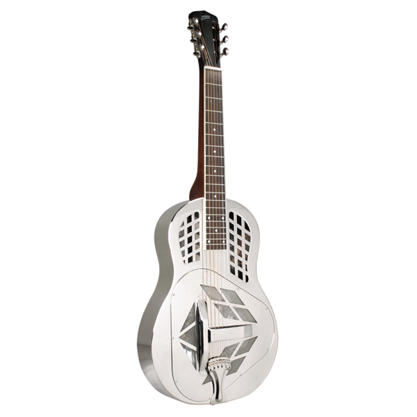 Recording King Metal Body Tricone Squareneck Resonator