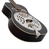 Recording King Maxwell Series Roundneck Resonator