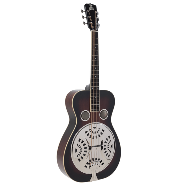 Recording King Professional Series Roundneck Resonator