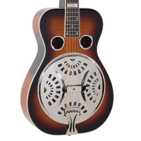 Recording King Phil Leadbetter Signature Squareneck Resonator