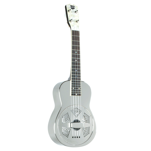 Recording King Metal Body Resonator Ukulele