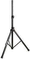 SKS-09B HEAVY STEEL SPEAKER STAND-BLACK